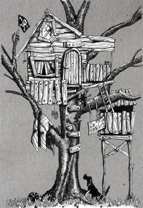 Treehouse Drawing Wanted! Hometreehome