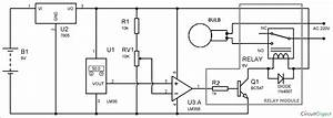 Temperature Controlled Automatic Switch