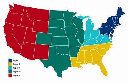 Map Region Key