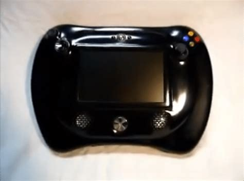 xbox portable 360 custom sleek builds modder incredibly tweet bit