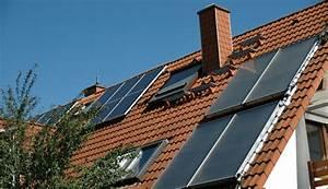 Solaranlage Dach Kosten : solaranlage auf dem dach lohnt sich das ~ Orissabook.com Haus und Dekorationen