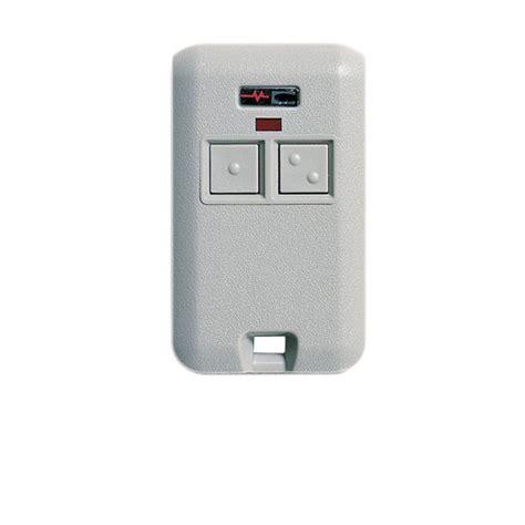 how to program a linear garage door opener multi code 3083 keychain gate garage door opener 2 button