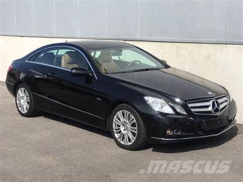 mercedes coupe gebraucht mercedes e klasse 250 cdi coupe preis 11 000 baujahr 2009 pkws gebraucht kaufen und