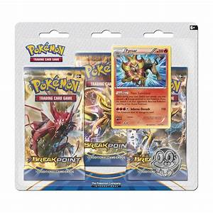 Pyroar | promo card | 3 Booster Pack Blister