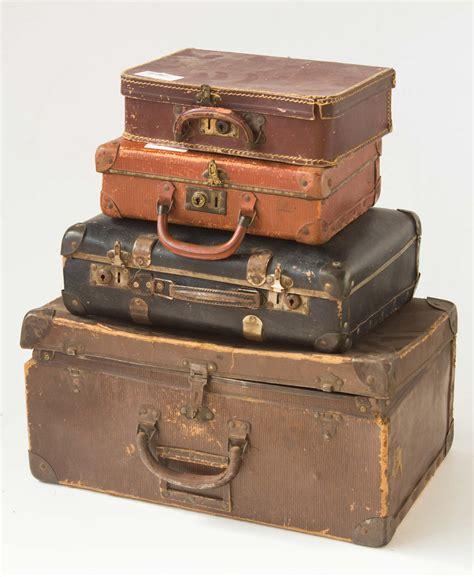 arredamento vintage anni 50 10 valigie cartone anni 30 40 50 vintage arredamento