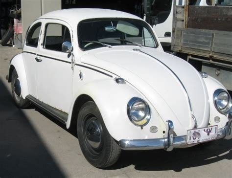 Vw 1960 To Early 1970 Types