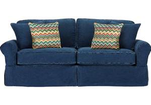 sofa togo home isles blue sofa sofas blue
