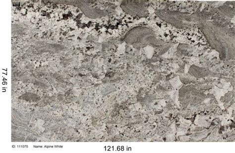 alpine white granite countertop color c d granite