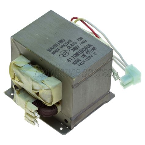 wire covers lg microwave oven high voltage transformer 1000w 220v
