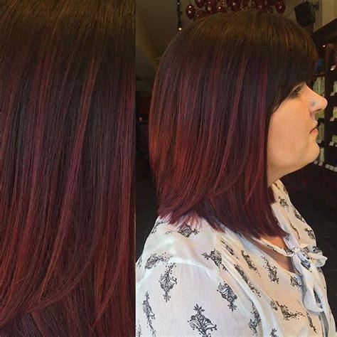 flattering balayage hair color ideas     hair color balayage hair highlights