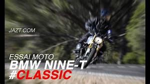 Essai Bmw Nine T : bmw nine t classic essai moto vlog youtube ~ Maxctalentgroup.com Avis de Voitures