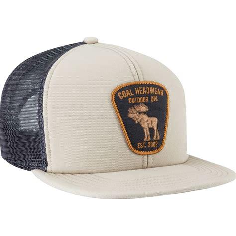 bureau hat coal bureau trucker hat backcountry com