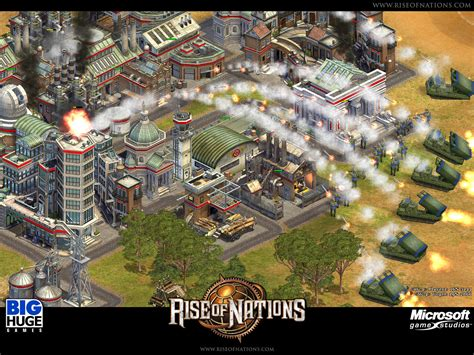 rise of nations megagames