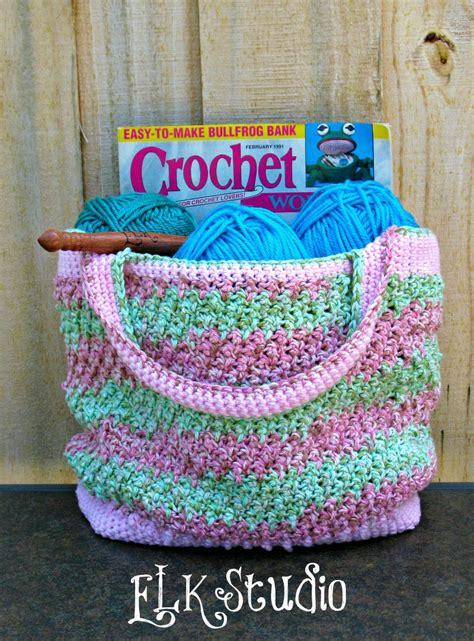 fiber flux pretty purses   crochet purse patterns