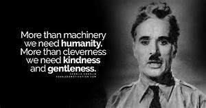 This Charlie Chaplin Speech is More Relevant Today Than Ever!