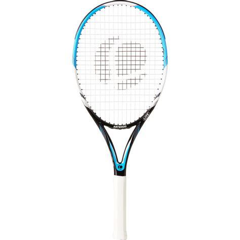 tr lite adult tennis racket blue