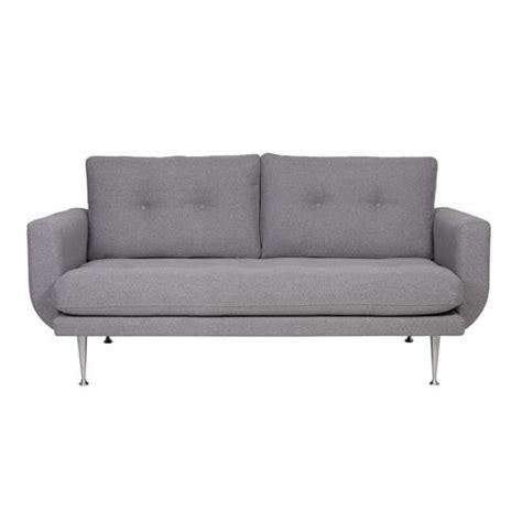 canapé tissu déhoussable canapé en tissu déhoussable 3 ou 4 places boston gris