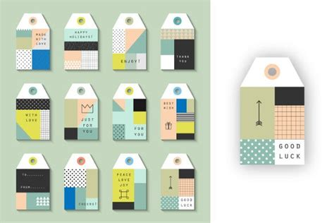gift tag templates  sample  format