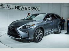 Lexus RX L new sevenseat SUV prices unveiled Autocar