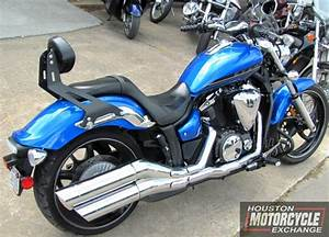 **SOLD** 2014 Yamaha Stryker 1300 Used Cruiser Street Bike ...