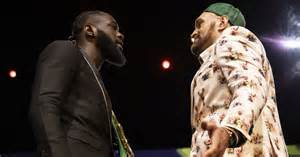Tyson Fury Vs Wilder 2