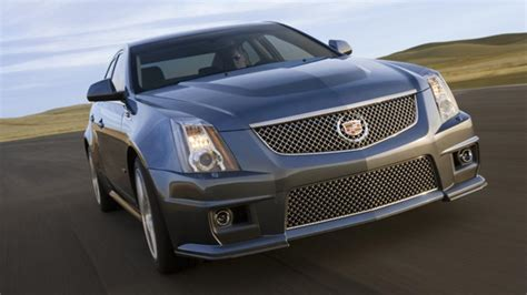cadillac cts  news     top gear