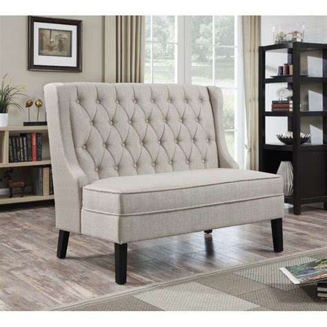 upholstered dining settee 17 best ideas about upholstered dining bench on