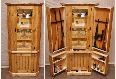 hidden gun cabinet furniture hidden gun cabinet furniture wood home design ideas