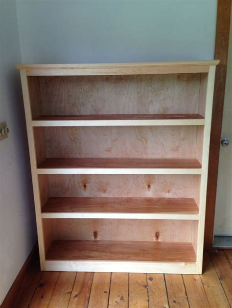 easy bookshelf   kreg jig  furniture grade