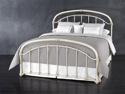 wesley allen birmingham iron bed  canada  mattress