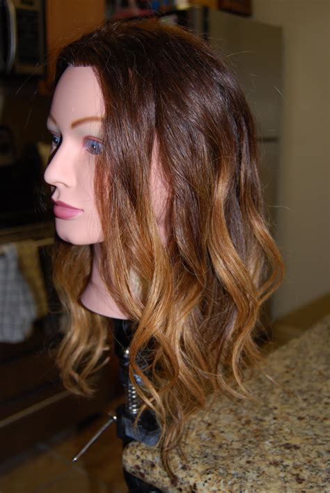 Blending Beautiful How To Create Ombre Hair Color I