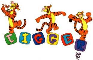 Tigger Clip Art