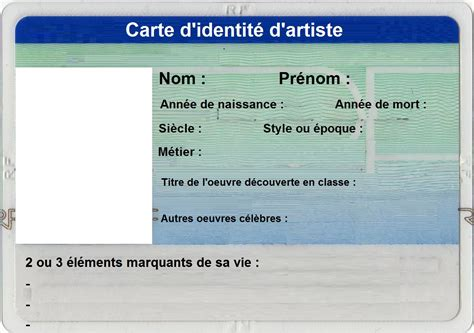 Carte nationale didentit