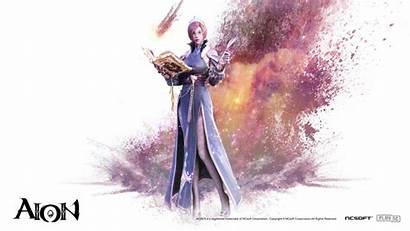 Sorcerer Aion Wallpapers Patch