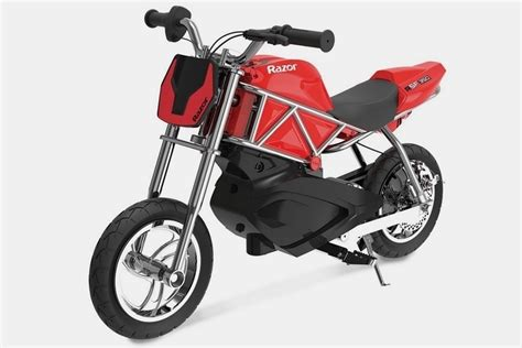 Razor Rsf350 Electric Bike Built Especially For Kids