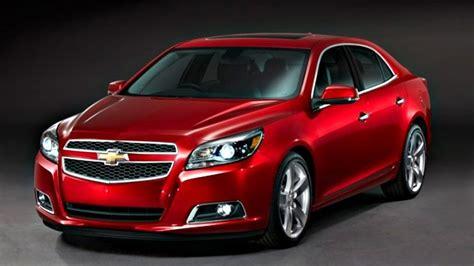 Chevrolet Raises Base Price For 2013 Malibu
