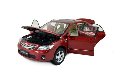 Model Car by Toyota Corolla 2011 1 18 Scale Diecast Model Car Wholesale