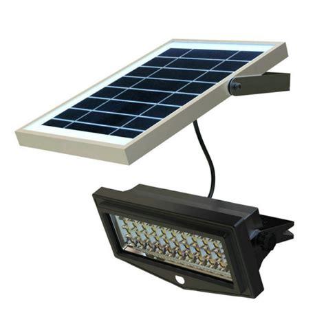 ensemble 233 clairage solaire led ip65 et panneau solaire 5w 224 119 90 eclairage solaire ext 233 rieur