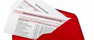 Abrechnung Mieter : rechtsprechung die formelle ordnungsm igkeit einer betriebskostenabrechnung wentzel dr ~ Themetempest.com Abrechnung