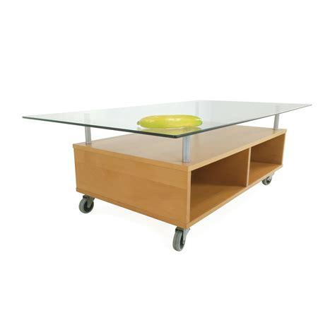 Liatorp white, glass, coffee table, 93x93 cm. 59% OFF - IKEA Glass Coffee Table with Storage / Tables