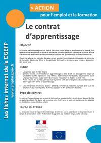 contrat d apprentissage cuisine contrats d 39 apprentissage et professionnalisation mission