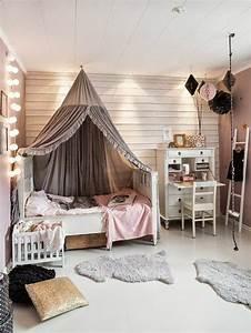Guirlande Chambre Fille : 120 id es pour la chambre d ado unique ~ Preciouscoupons.com Idées de Décoration