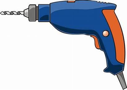 Tools Drill Tool Clipart Electrical Transparent Hole