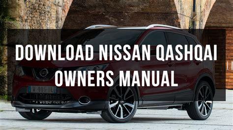 free online car repair manuals download 2007 nissan altima instrument cluster download nissan qashqai owners manual youtube