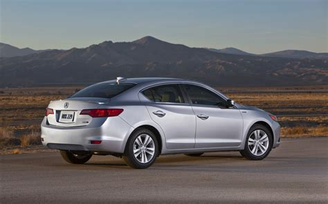 Used Acura Ilx Hybrid by Acura Ilx Hybrid 2014 Widescreen Car Wallpapers 74