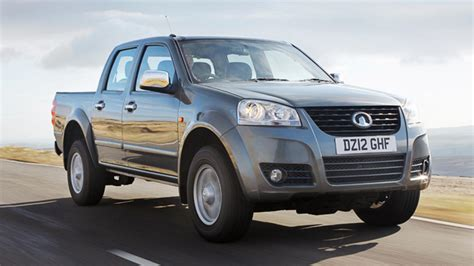 driven  great wall steed top gear