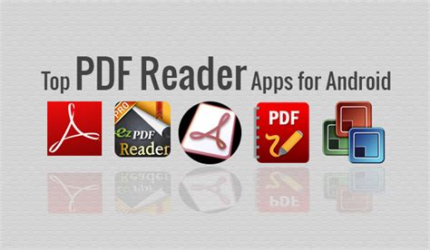 pdf reader for android free top 5 pdf reader apps for android top apps
