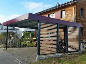Carport Aus Betonfertigteilen : myport carport aus stahl holz carport carports ~ Sanjose-hotels-ca.com Haus und Dekorationen