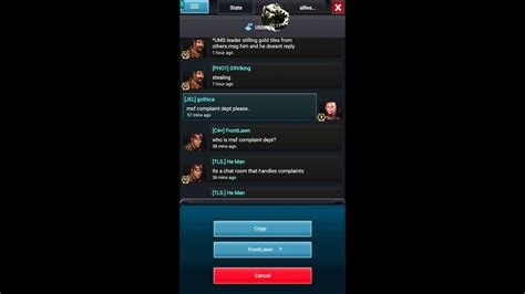 chat site for mobile how to join a chat room mobile strike