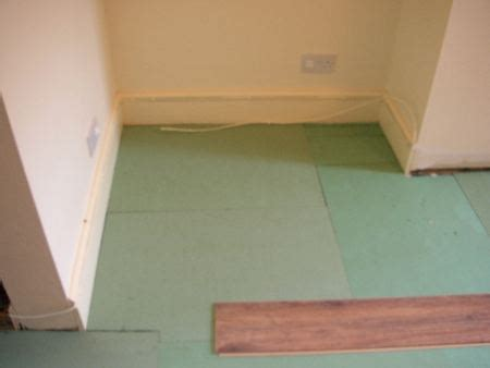 Underlay For Laminate Flooring On Concrete by Laminate Floor Underlay Laminate Floor Fitting